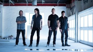 Press shot of Alter Bridge