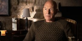 Patrick Stewart's Picard Season 2 First Look Confirms Iconic Star Trek Character's Return
