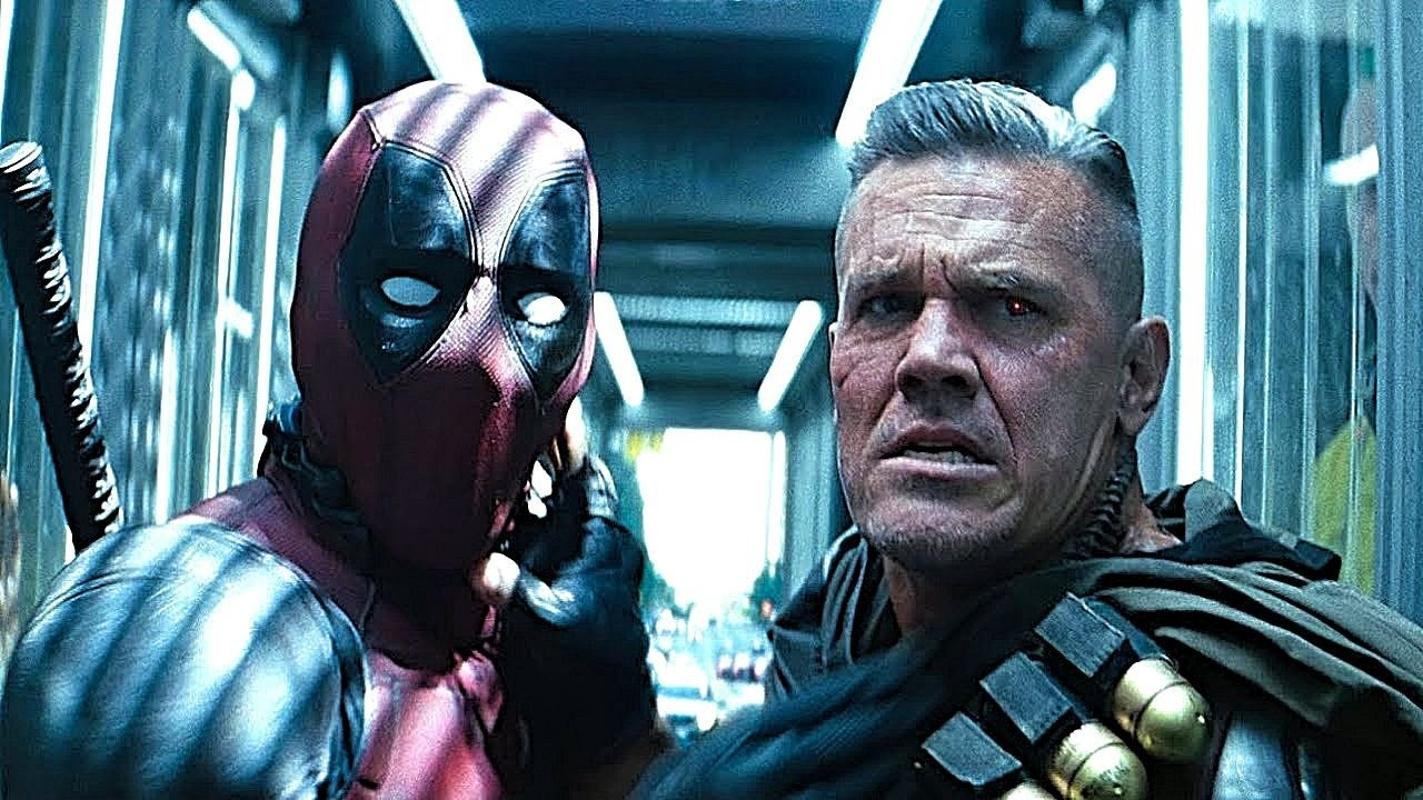 Deadpool and Cable Deadpool 2