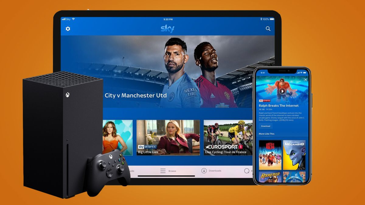 Sky Go on Xbox: How to install it and start watching now