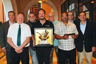 Audio-Technica Names Alliance 'Rep of the Year' for SoCal