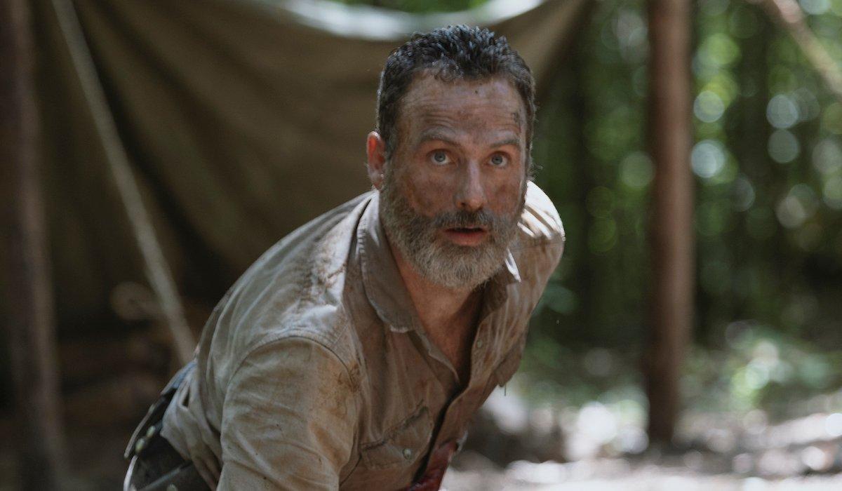 rick's final episode the walking dead