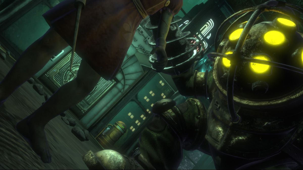 BioShock: The Collection looks like you always thought it did, but it isn't the shooter you remember