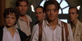 People Forget A Fourth Brendan Fraser Mummy Movie Almost Happened Years Ago