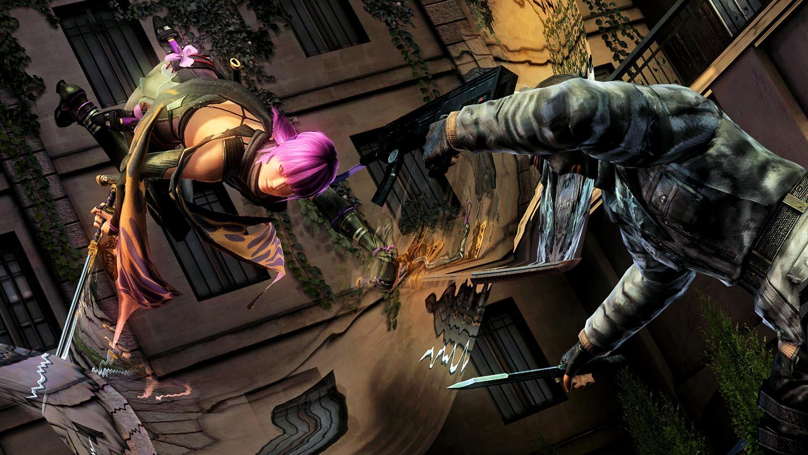 Ninja Gaiden 3 Razor S Edge Has Playable Ayane Cinemablend