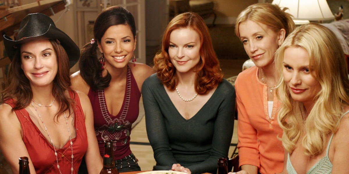 desperate housewives cast abc