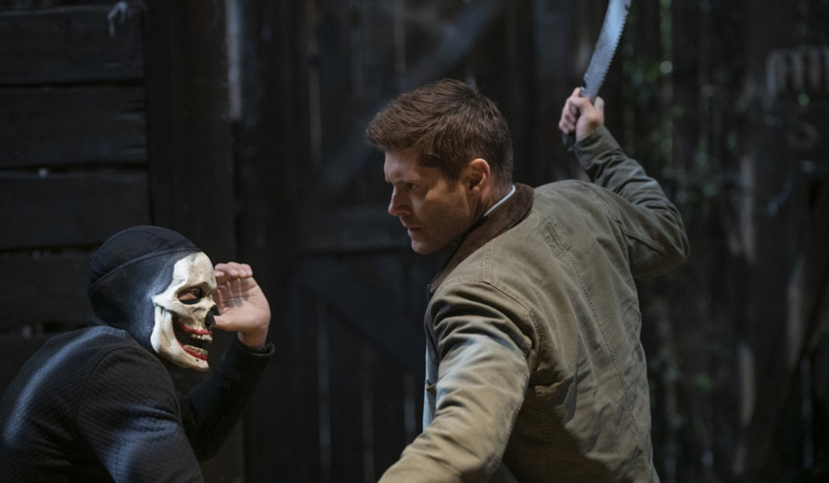 supernatural series finale carry on dean machete the cw