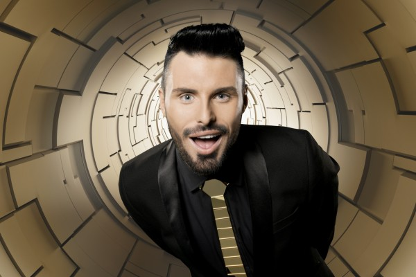 Rylan will be back along with Emma Willis as hosts  (Channel 5)