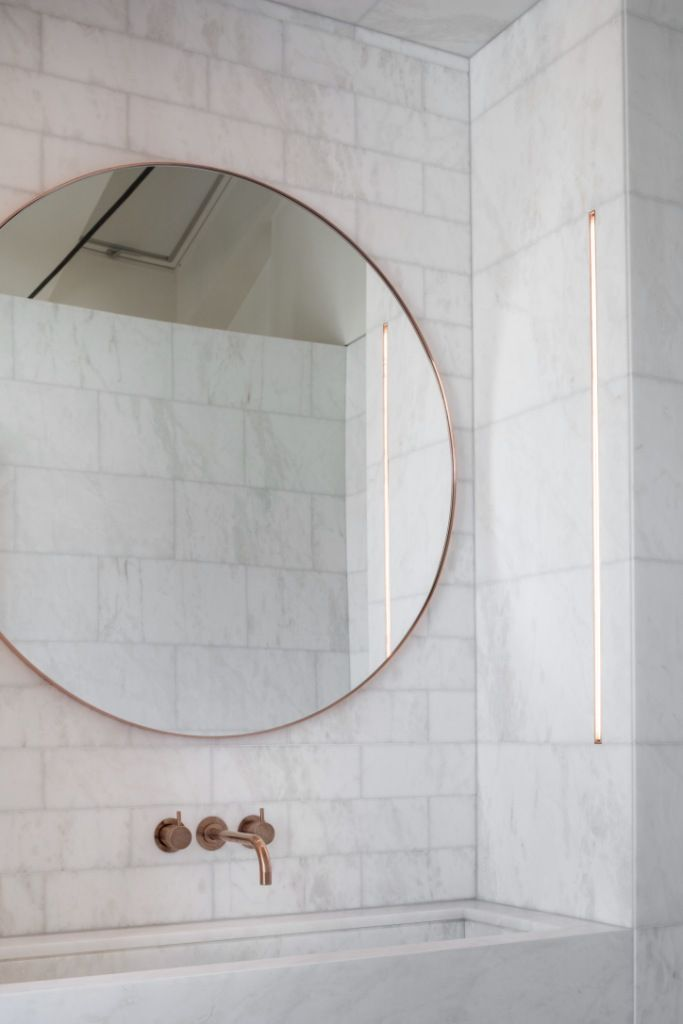 Chic Stylish Marble Bathroom Ideas And Inspiration Livingetc