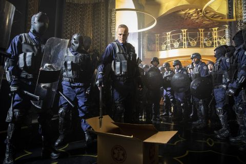 Snowpiercer 108: What's in the box?