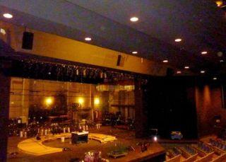 Judy Bayley Theater at UNLV Installs Yamaha Audio System