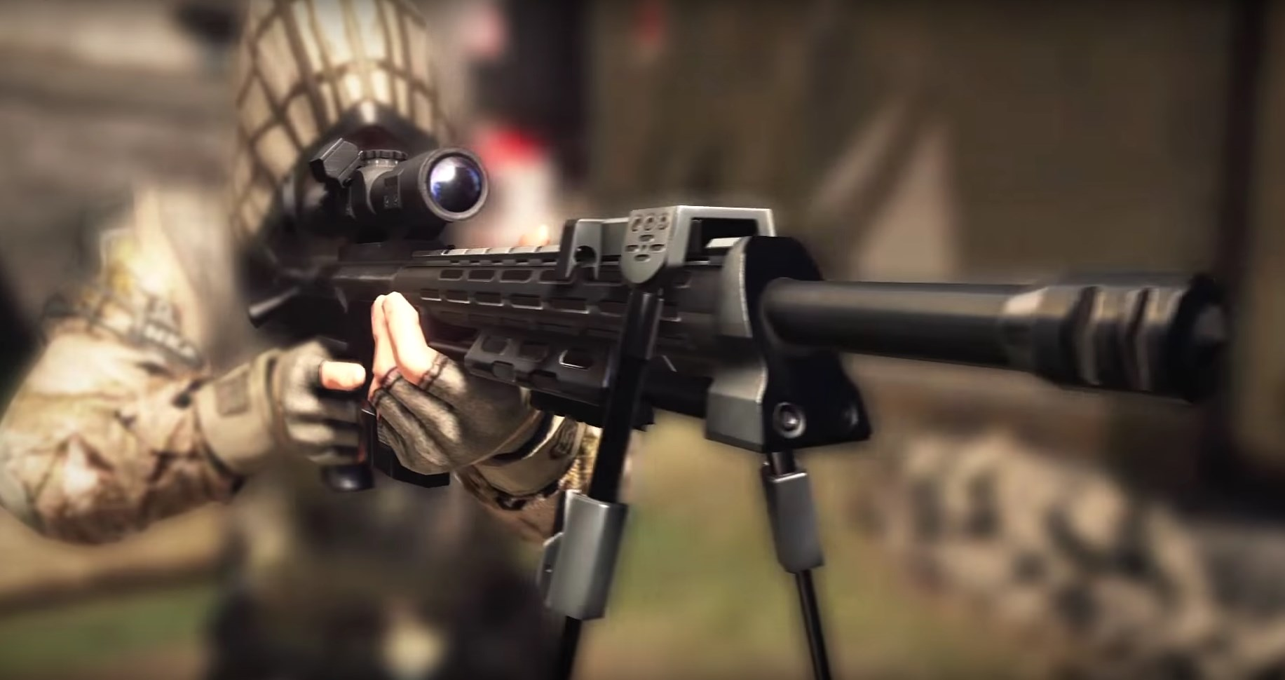 Free-to-play military shooter Ironsight will begin open beta