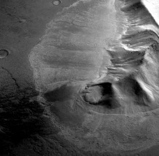 Buried Glaciers Found on Mars