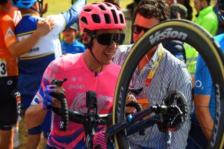 EF Pro Cycling's Rigoberto Uran at the 2020 Tour Colombia 2.1