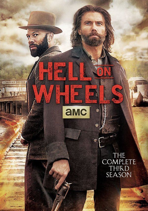 Hell on Wheels Box