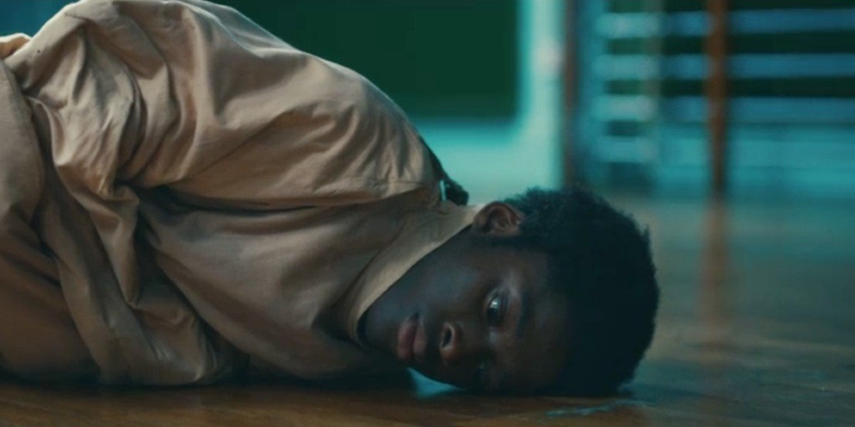 Sheyi Cole in Small Axe: Alex Wheatle