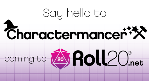 Roll20 is getting a built-in character creator | PC Gamer