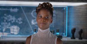 Letitia Wright's Black Panther Injury Seemingly Squashed A Shuri Rumor