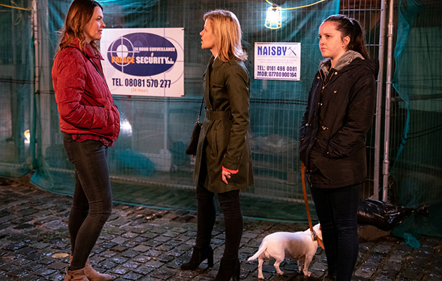 Coronation Street spoilers: Leanne and Tracy Barlow square up!