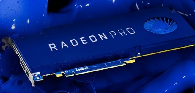 AMD unveils Radeon Pro 400 series of GPUs | PC Gamer