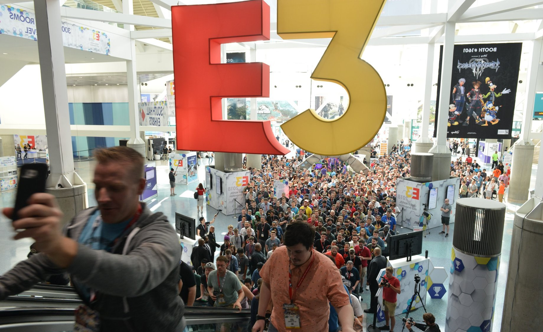 Unsurprisingly, E3 2021's live event seems to have been cancelled