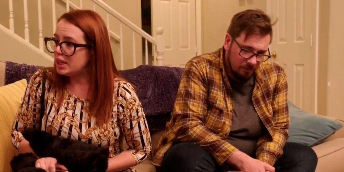 Jess Caroline Colt Johnson 90 Day Fiance: Happily Ever After? TLC