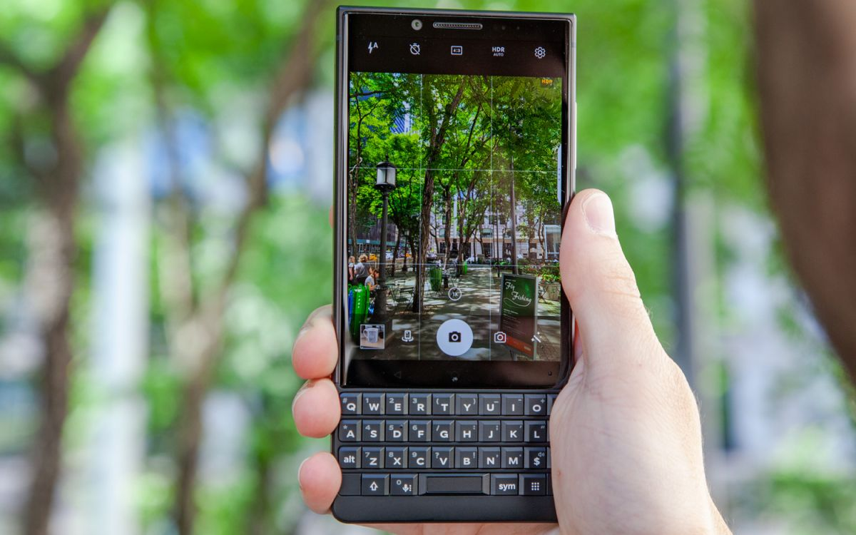 Tested: Is the BlackBerry Key2's Keyboard Good Enough