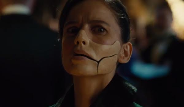 Dr. Poison Wonder Woman