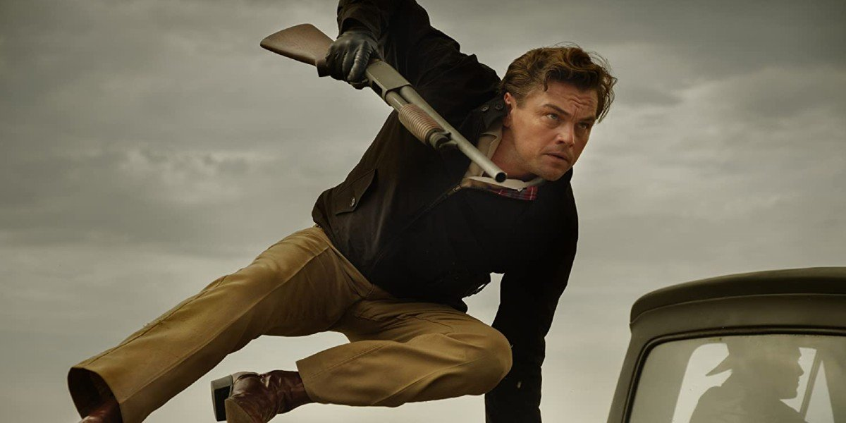 Leonardo DiCaprio in Once Upon a Time in...Hollywood