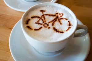 Hot drinks can be better than cold drinks for cooling you down when cycling