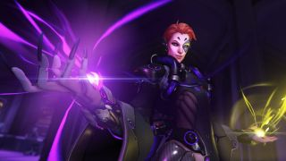 New Overwatch hero Moira has gone live along with a Mercy