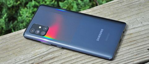 Samsung Galaxy A71 5g Review Tom S Guide
