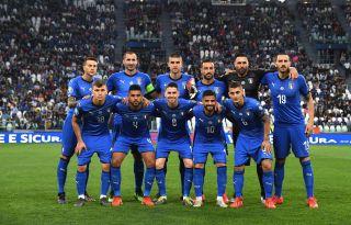 Nazionale Italia A Azzurri