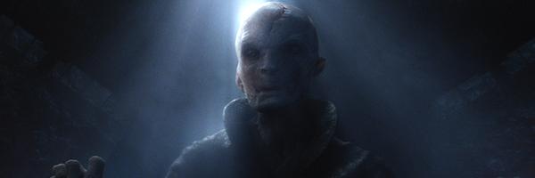 Star Wars Supreme Leader Snoke