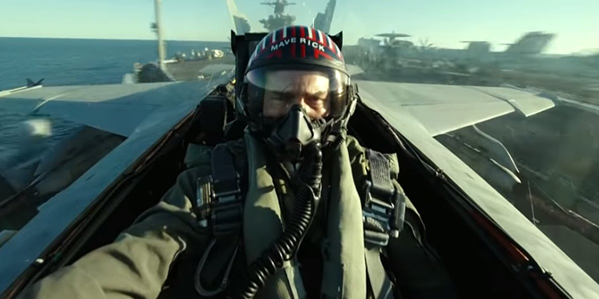 Top Gun: Maverick Star Calls Tom Cruise An 'Amazing' Mentor, But Not Someone You Want To Race - CINEMABLEND