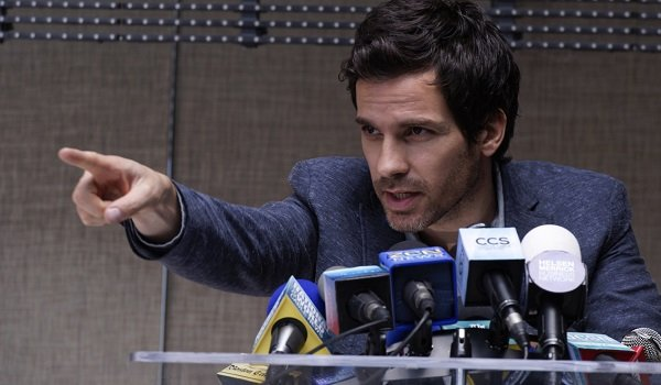 Santiago Cabrera Salvation