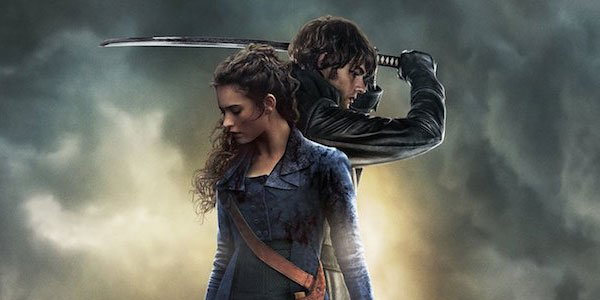 pride and prejudice and zombies film