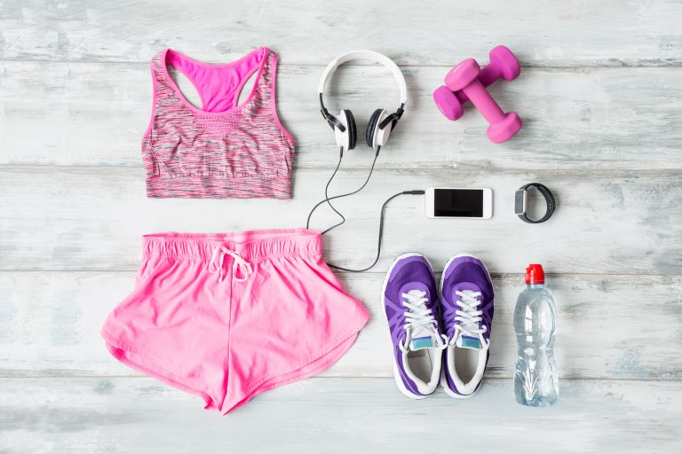 The best gym clothes