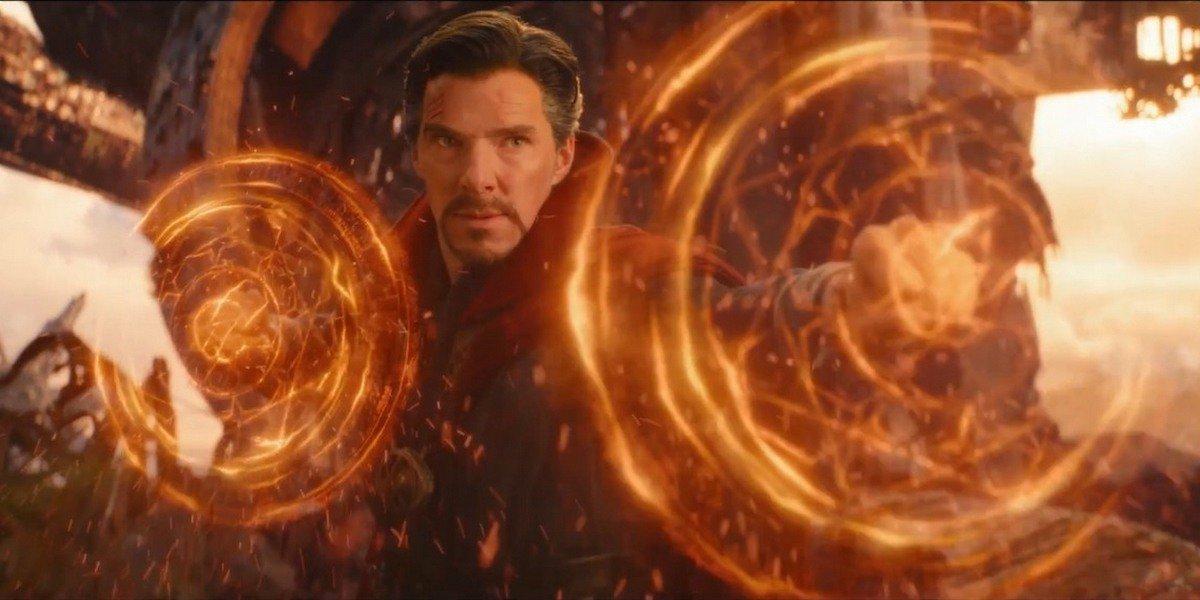 Dr. Stephen Strange in Doctor Strange.