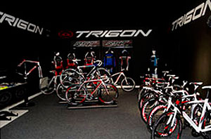 Cycle Division showroom