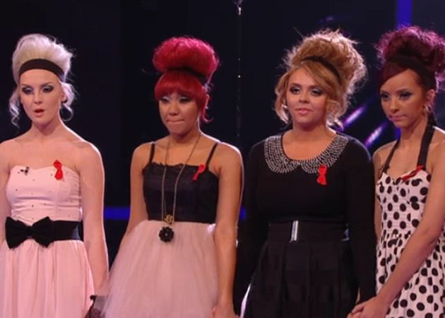 Tulisa defends Little Mix after X Factor semi