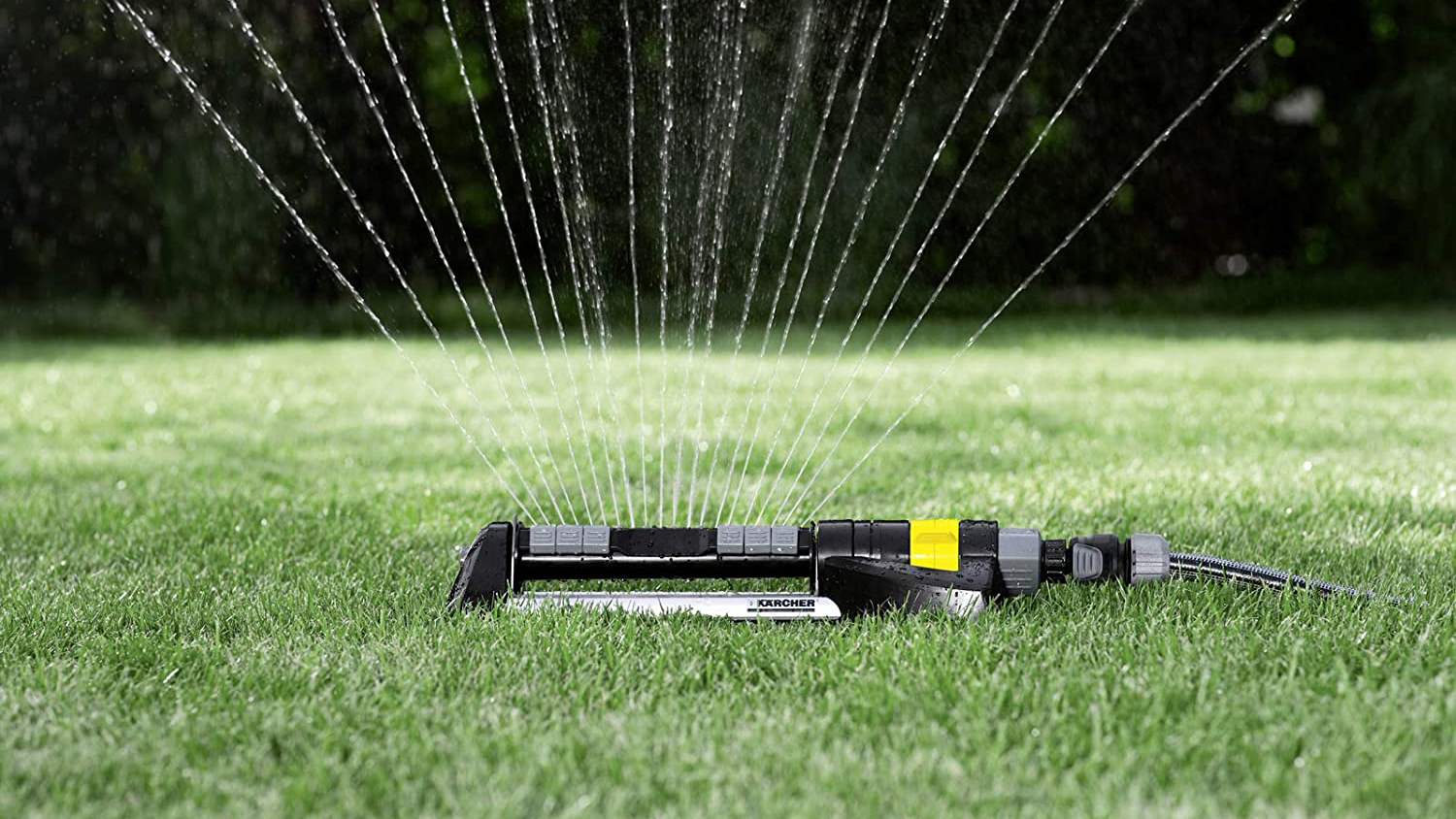 Best garden sprinkler 2021: water your home turf without hassles with the best lawn sprinklers | T3