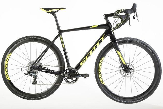 Scott Addict CX10 cyclocross bike