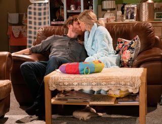 Coronation Street spoilers: Emotional Daniel Osbourne kisses Bethany!