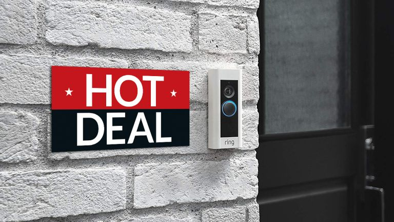 Ring Video Doorbell Pro deal