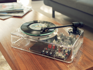 New Gearbox Records MKII record player