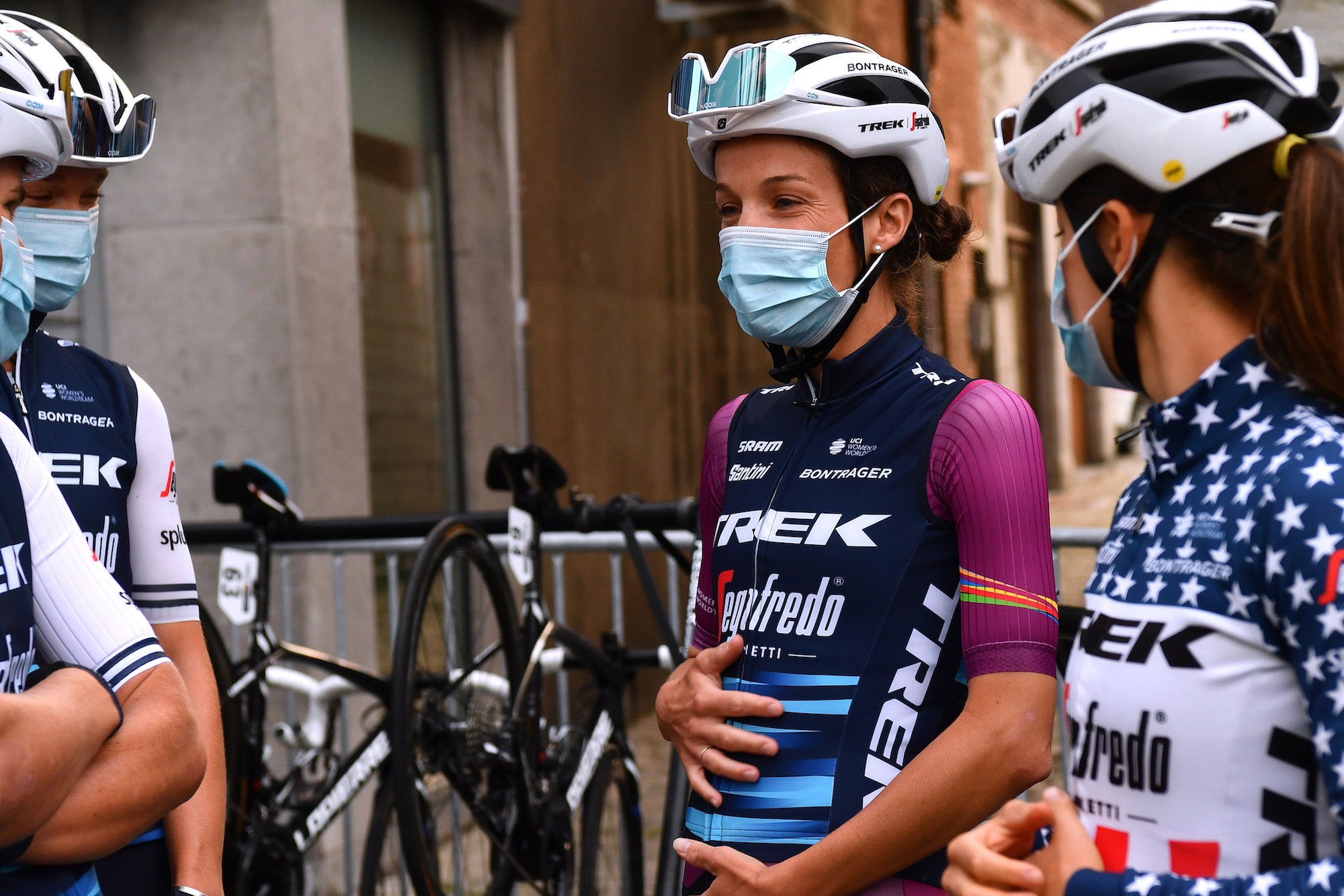 Lizzie Deignan back to her best and 'delighted' with impressive 2020 season - Cycling Weekly