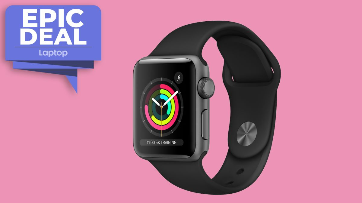 Apple Watch Series 3 price drops to just $169 at Walmart
