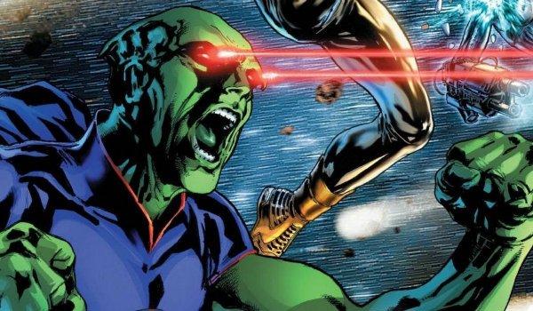 Martian Manhunter DC Comics
