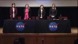 Female NASA Leaders Speak